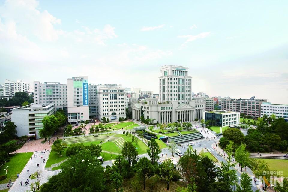 한국외대 서울캠퍼스 전경. (사진= 한국외대)